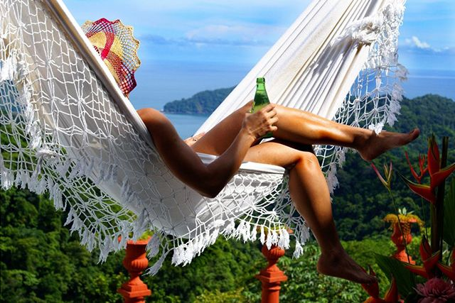Costa Rica Tour relaxation