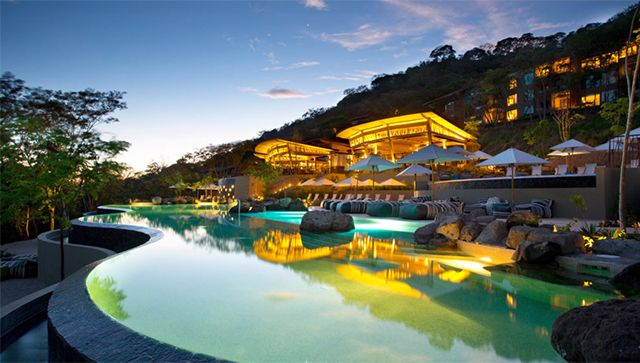 resorts costa rica hotel andaz peninsula papagayo resort