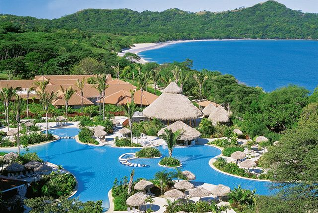 resorts costa rica westin golf resort
