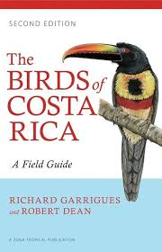 birds of costa rica book