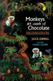 Monkeys are made Chocolate Jack Ewing